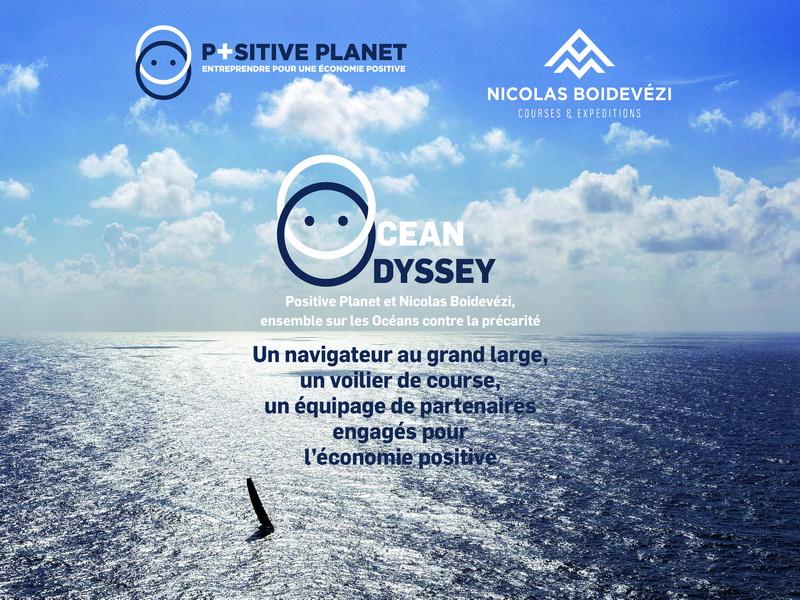 Positive Planet Ocean Odyssey, le projet